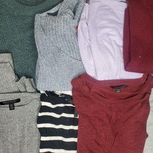 Mystery Sweater bundles
